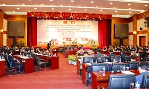 Thúc đẩy hợp tác kinh tế giữa 5 tỉnh, thành phố của Việt Nam và Trung Quốc