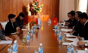 Thúc đẩy mạnh mẽ hợp tác tài chính giữa Việt Nam và quốc tế