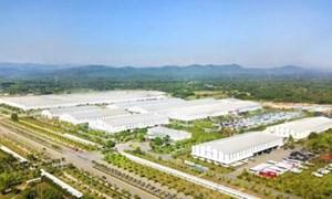 Thaco: Đầu tư sản xuất linh kiện, phụ tùng để xuất khẩu