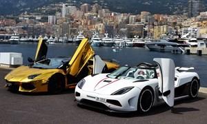 5 ''thiên đường'' siêu xe trên thế giới