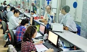 Xây dựng Chính phủ điện tử gắn với cải cách thủ tục hành chính