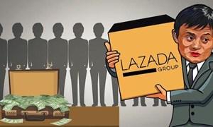 Lazada bắt đầu chịu hàng loạt tác động từ Alibaba