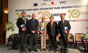 Công bố Sách Trắng 2018 và kỳ vọng EVFTA