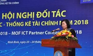 Tháo gỡ vướng mắc trong phối hợp triển khai công nghệ thông tin giữa Bộ Tài chính và các đối tác