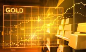 """Căng thẳng thương mại """"nâng bước"""" giá vàng"""