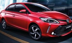 Toyota Vios phiên bản mới, giá chỉ từ 483 triệu đồng