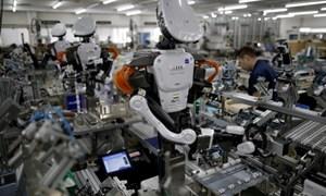 Cách mạng 4.0: Cứ 7 người có 1 người bị robot