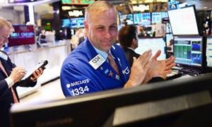 Dow Jones tăng nhẹ, kết thúc chuỗi giảm 5 phiên
