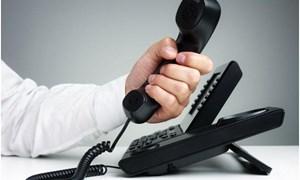 Cảnh giác trước điện thoại khủng bố đe dọa đòi nợ ... nhầm