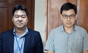 Bắt giam Chủ tịch và Kế toán trưởng Lọc hóa dầu Bình Sơn