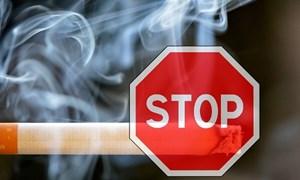 Hàng năm có trên 40.000 người Việt tử vong do các bệnh liên quan đến thuốc lá