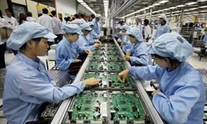 Công nghiệp chế biến, chế tạo tiếp tục dẫn đầu về thu hút vốn FDI với 2.289,8 triệu USD