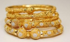 Đầu tuần, vàng đột ngột tăng giá