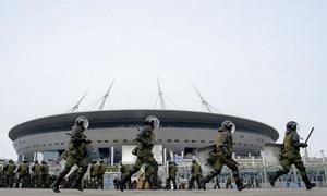 Nga giữ an toàn cho World Cup thế nào?