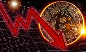 Bitcoin xuống thấp nhất trong năm 2018