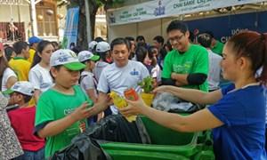 Chung tay giải quyết ô nhiễm nhựa và nilon