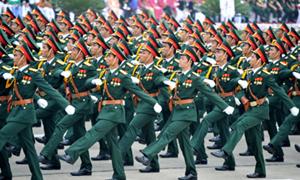 Từ ngày 1/7/2018, mức lương của sĩ quan quân đội có nhiều thay đổi