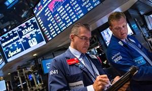 Chứng khoán Mỹ lại ám ảnh nỗi lo chiến tranh thương mại