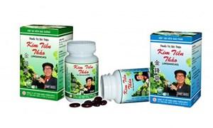6000 hộp thuốc Kim Tiền Thảo bị thu hồi vì không đạt tiêu chuẩn chất lượng