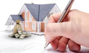 Quy định về thu hồi tiền tạm ứng hợp đồng xây dựng