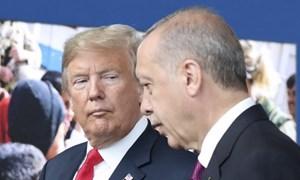 Tại sao Mỹ và Thổ Nhĩ Kỳ chưa thể hết đối đầu chính trị?