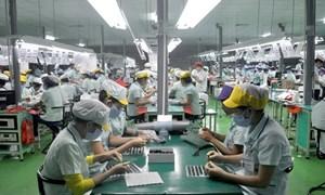 8 tháng, chỉ số sản xuất toàn ngành công nghiệp bứt phá, tăng 11,2%