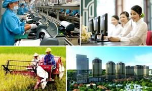 Giai đoạn 2016 - 2020 dự kiến tăng GDP bình quân 6,71%