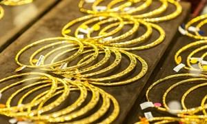 Giá vàng trong nước đồng loạt tăng
