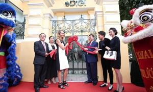 IPPG khai trương cửa hàng ủy quyền cao cấp của Apple (APR) đầu tiên tại TP. Hồ Chí Minh