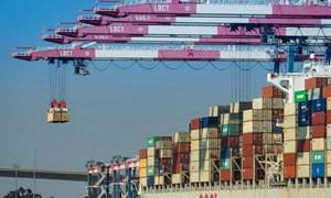 """Sản xuất Trung Quốc thực sự """"ngấm đòn"""" thuế cao của Mỹ"""