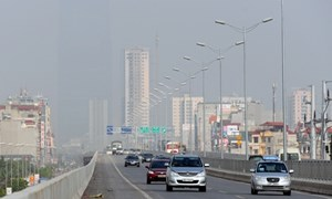 Thông xe tuyến đường trên cao hiện đại nhất Hà Nội