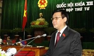 Bộ trưởng Bộ Tài chính Vương Đình Huệ: Tiếp tục thực hiện quyết liệt các giải pháp tài khóa
