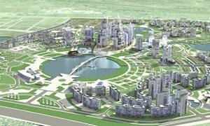 Hà Nội sắp có khu đô thị lớn bậc nhất cả nước