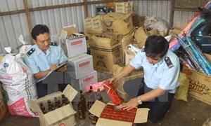 Xử lý nghiêm các hành vi buôn lậu, gian lận thương mại và hàng giả dịp Tết