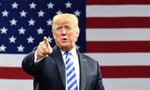 [Video] Dấu ấn lãnh đạo của Tổng thống Mỹ Trump năm 2018 qua các con số