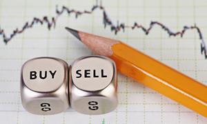 Khối lượng giao dịch giảm 6,29%, giá trị giao dịch tăng 18,5%