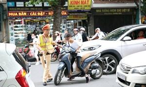 Tiền thu xử phạt vi phạm hành chính trong lĩnh vực giao thông phải nộp toàn bộ vào NSNN
