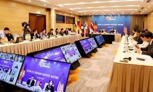 Bộ Tài chính thúc đẩy hội nhập tài chính khu vực thông qua thực hiện các FTA (*)