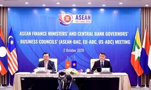 Bộ Tài chính Việt Nam tích cực thúc đẩy các hoạt động hợp tác tài chính khu vực (*)