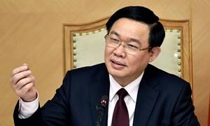 Phó Thủ tướng Chính phủ Vương Đình Huệ:  Cần có sức ép để vượt lên chính mình