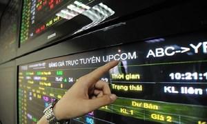Tháng 1/2020, nhà đầu tư nước ngoài mua ròng 46 tỷ đồng trên thị trường UPCoM