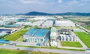 Đầu tư xây dựng hạ tầng và kinh doanh kết cầu hạ tầng khu công nghiệp Yên Phong II-A