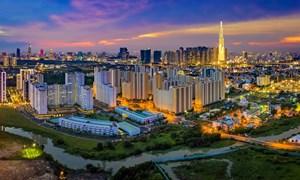 TP. Hồ Chí Minh thu ngân sách tăng gần gấp đôi chỉ tiêu giao