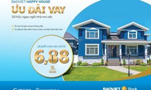 Sở hữu ngôi nhà mơ ước cùng Baoviet Happy House 2021