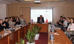 Tăng cường hợp tác về lĩnh vực chứng khoán giữa Việt Nam và Lào