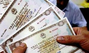 Kho bạc Nhà nước huy động được 60.448,5 tỷ đồng trái phiếu chính phủ