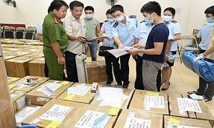 Tạo chuyển biến trong công tác chống buôn lậu, gian lận thương mại, hàng giả