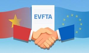Chuẩn bị cho EVFTA: Hoàn thiện pháp lý là ưu tiên hàng đầu