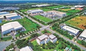 Cần Giuộc - Điểm sáng phát triển bất động sản công nghiệp tại Long An