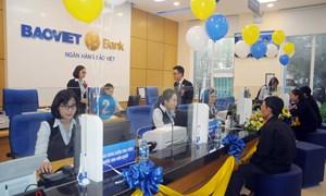 Năm 2019, BAOVIET Bank tăng thu lãi từ hoạt động dịch vụ